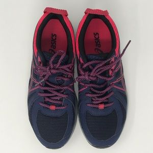 ASICS Frequent Trail Running Sneaker, Peacoat